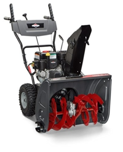 briggs and stratton snow blower review