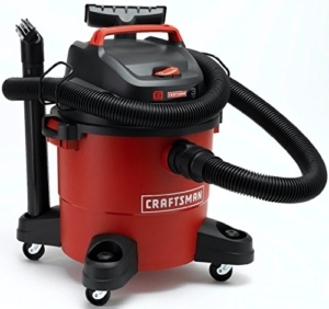 craftman shop vac