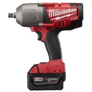 milwaukee cordless impact wrench